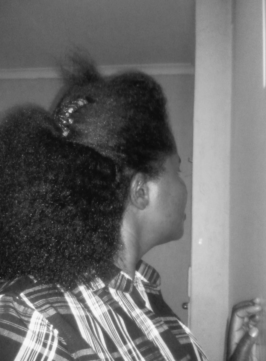 I love big hair