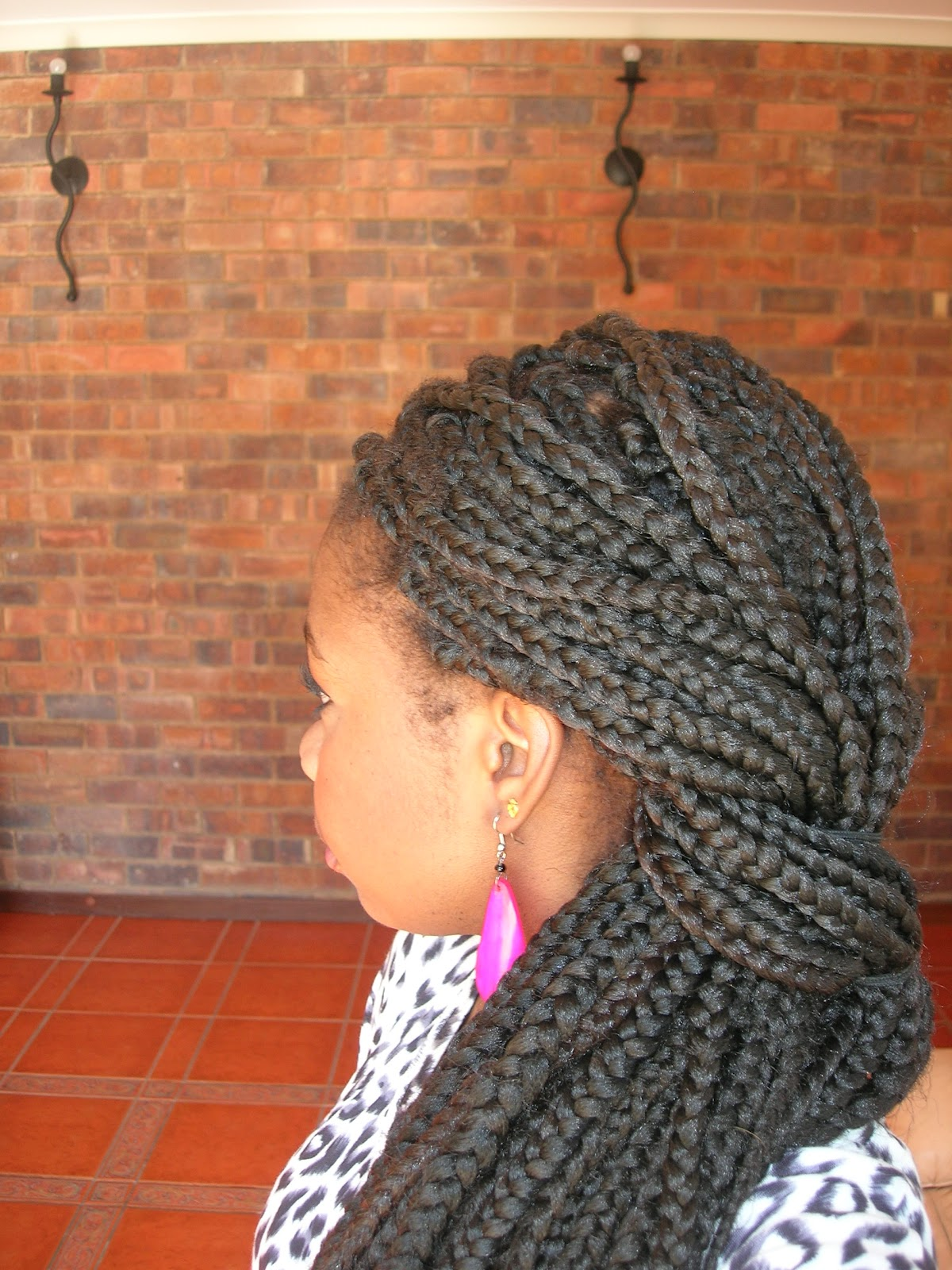 Aisha~Chunky braids From www.myfroandi.com