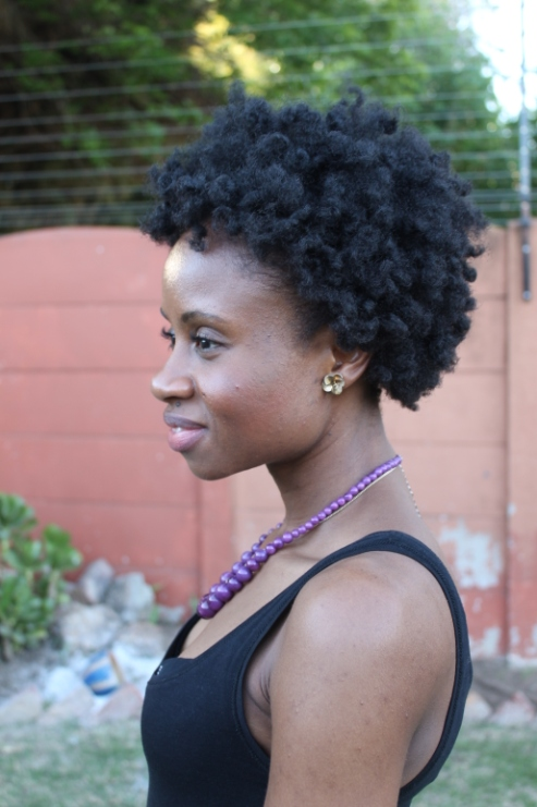 how to take care of natural african hair