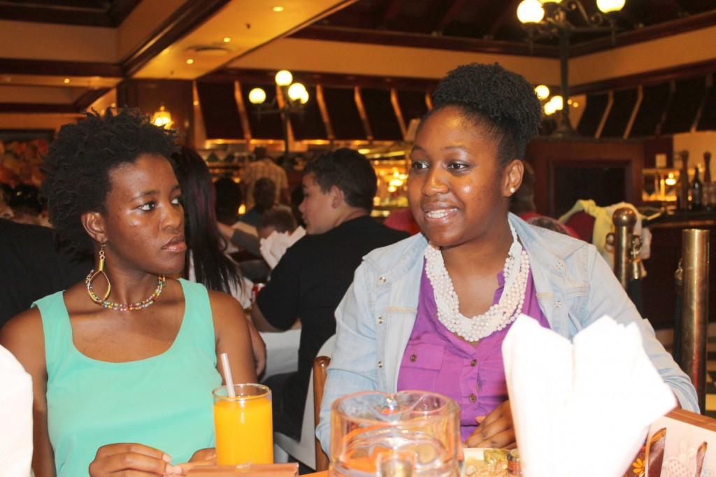 Tshiamo and Fatsani