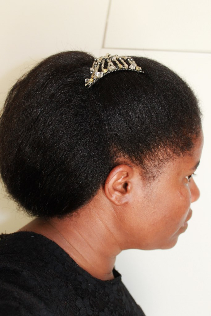 natural hair styles south africa n easy updo hairstyle on my hair 4849 | IMG 1776 683x1024