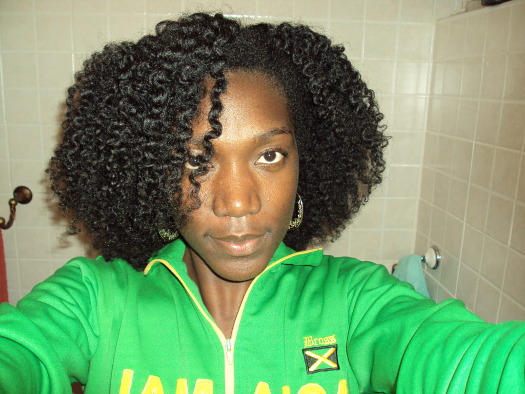 Awesome twist out for a low manipulation hairstyle
