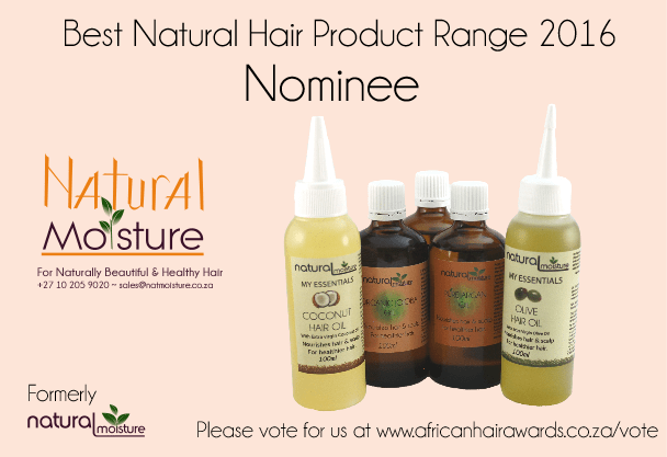 Best Natural hair product range 2016