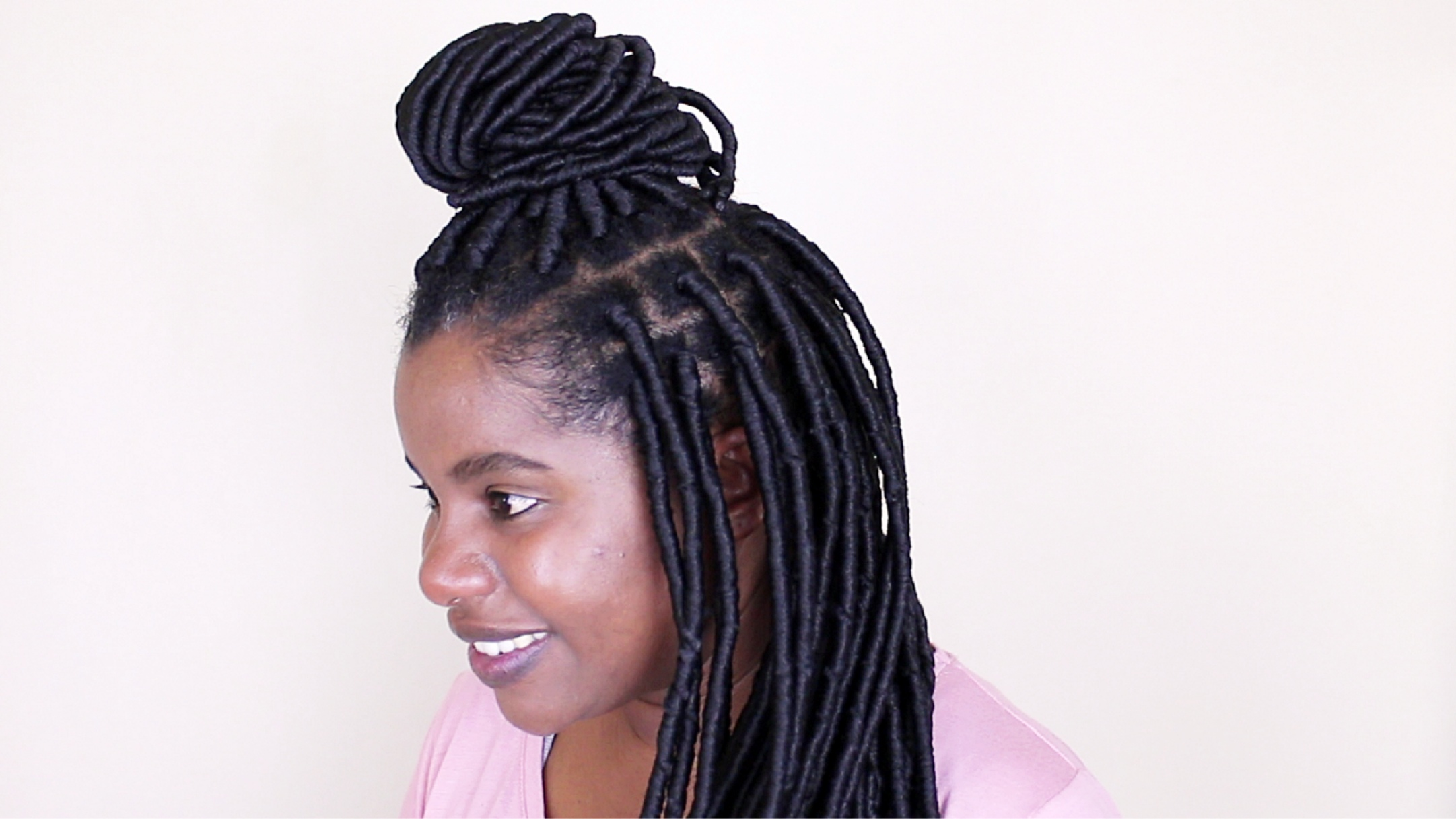 How To Faux Locks With Brazilian Wool Natural Sisters