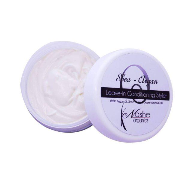 From dry hair to moisturised hair Try nasheorganics Sheaargan leavehellip