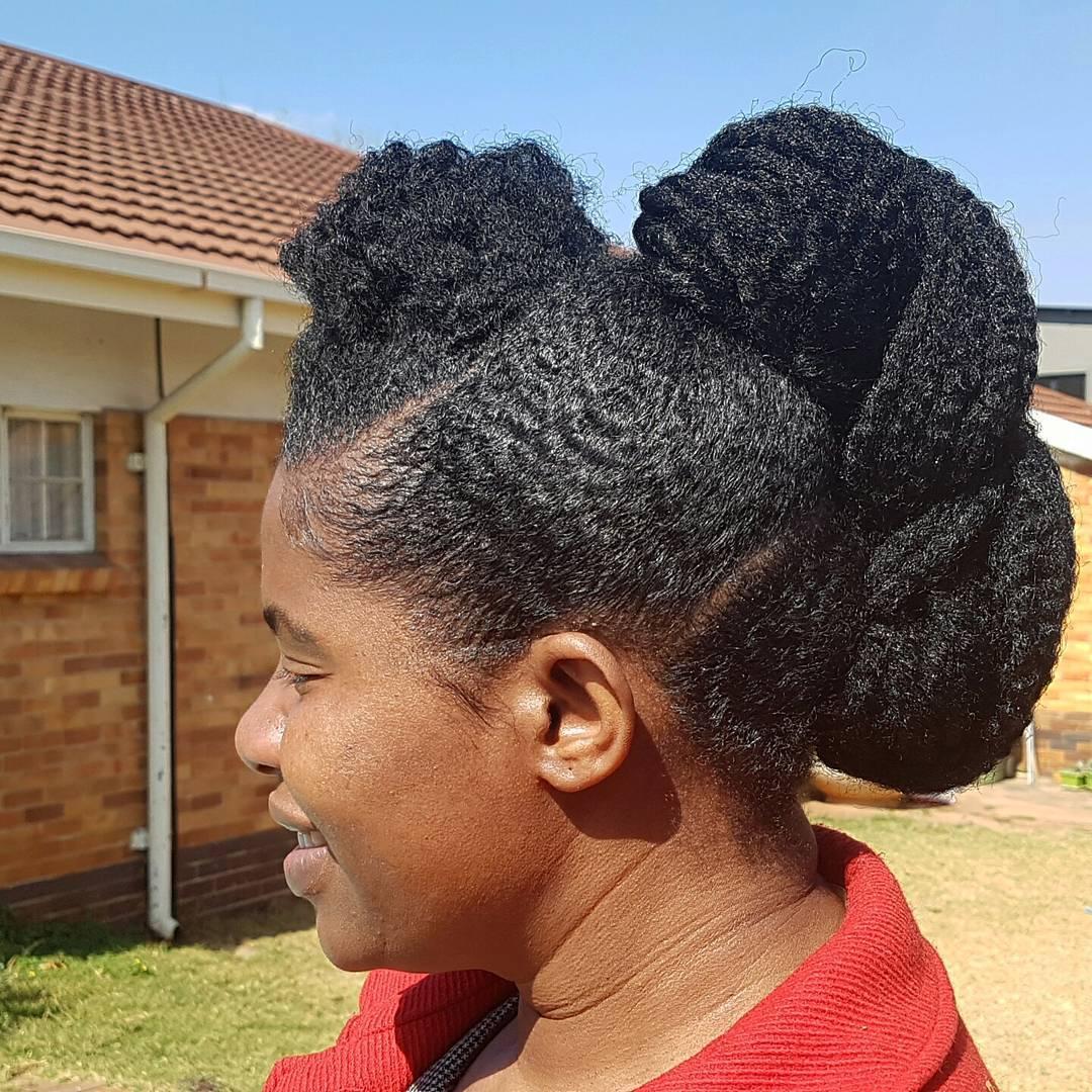 Simple Natural Hair Regimen