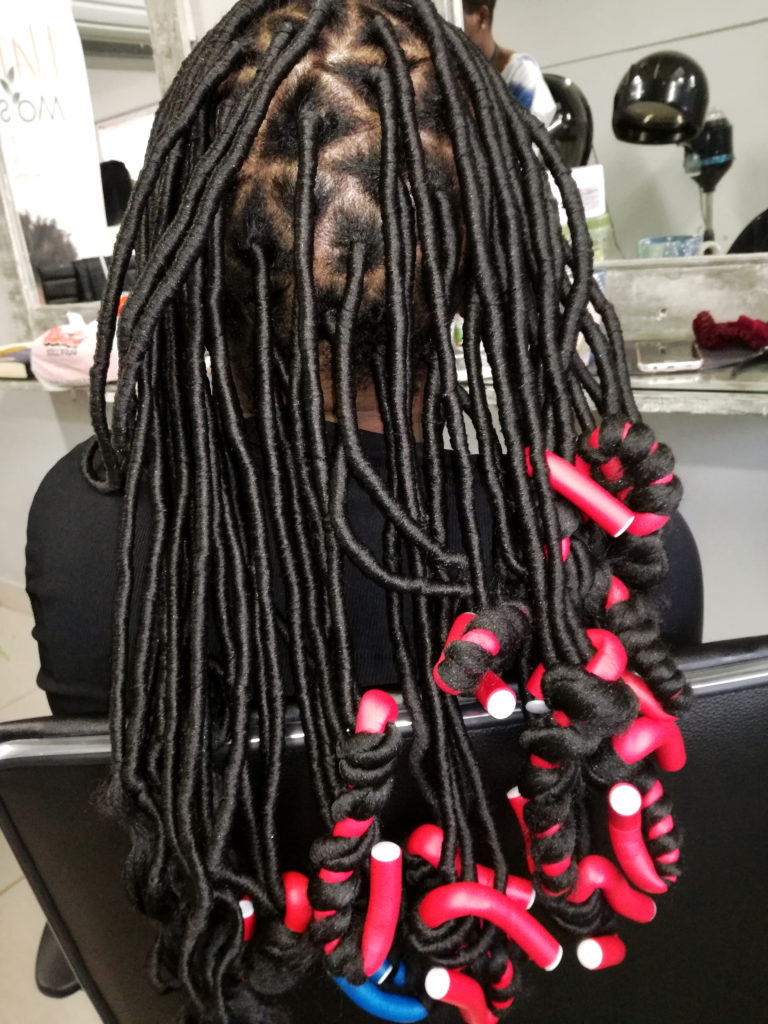 Brazilian wool locks
