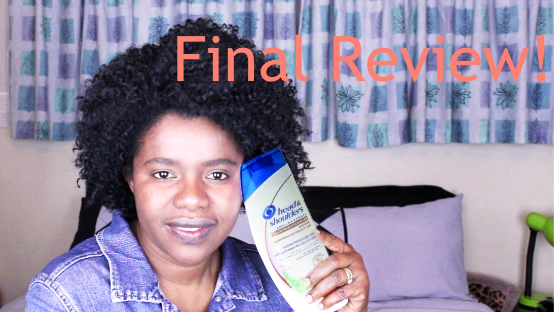 Head and Shoulders Product review