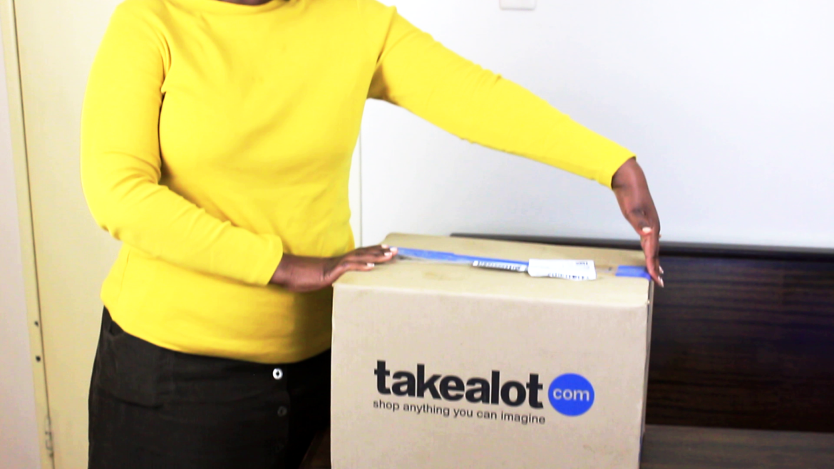 Takealot deliver